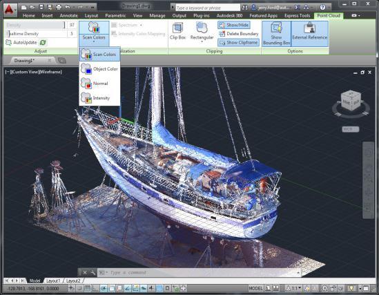 Software proiectare generala - Autodesk AutoCAD Design Suite AUTODESK - Poza 5