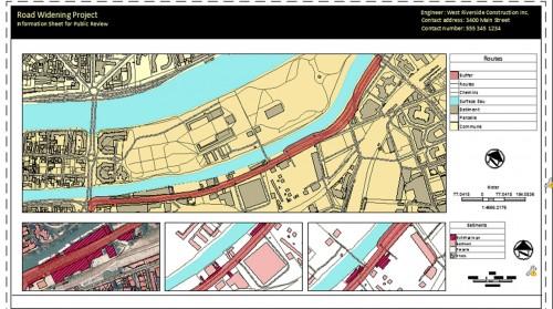 Software inginerie si GIS - Autodesk AutoCAD Map 3D AUTODESK - Poza 3