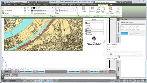 Software inginerie si GIS - Autodesk AutoCAD Map 3D AUTODESK - Poza 4