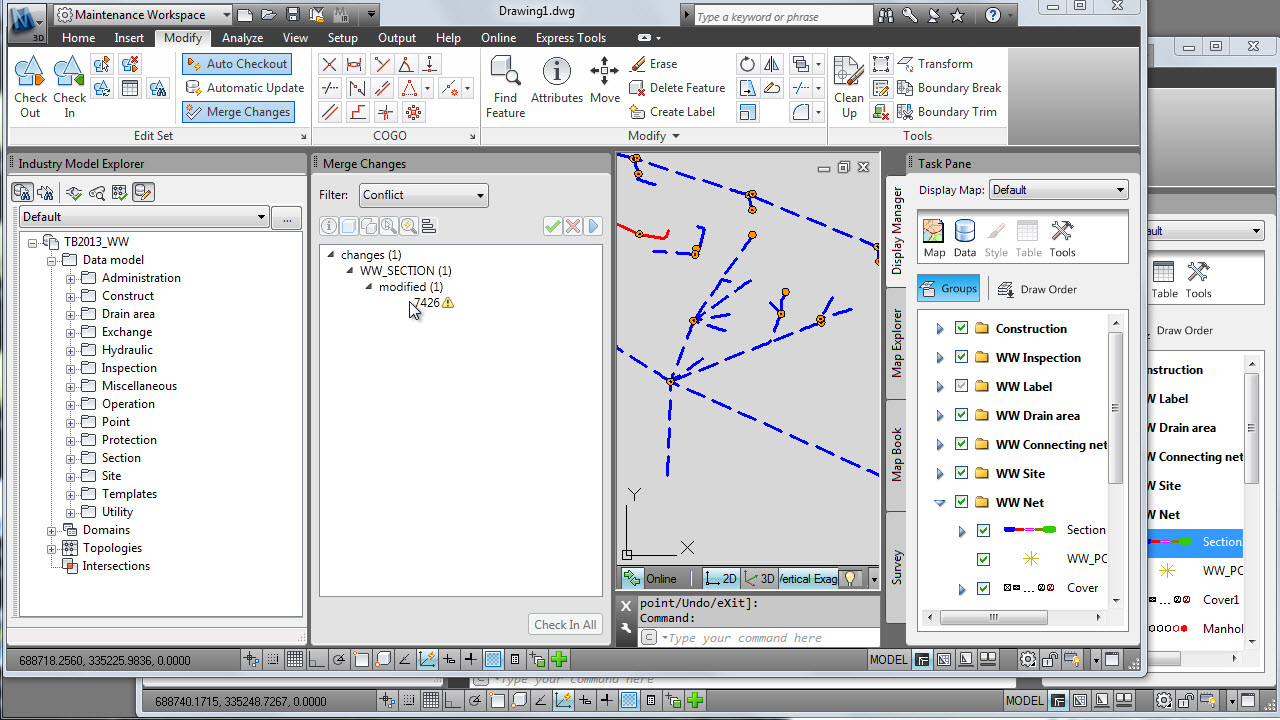 Software inginerie si GIS - Autodesk AutoCAD Map 3D AUTODESK - Poza 7