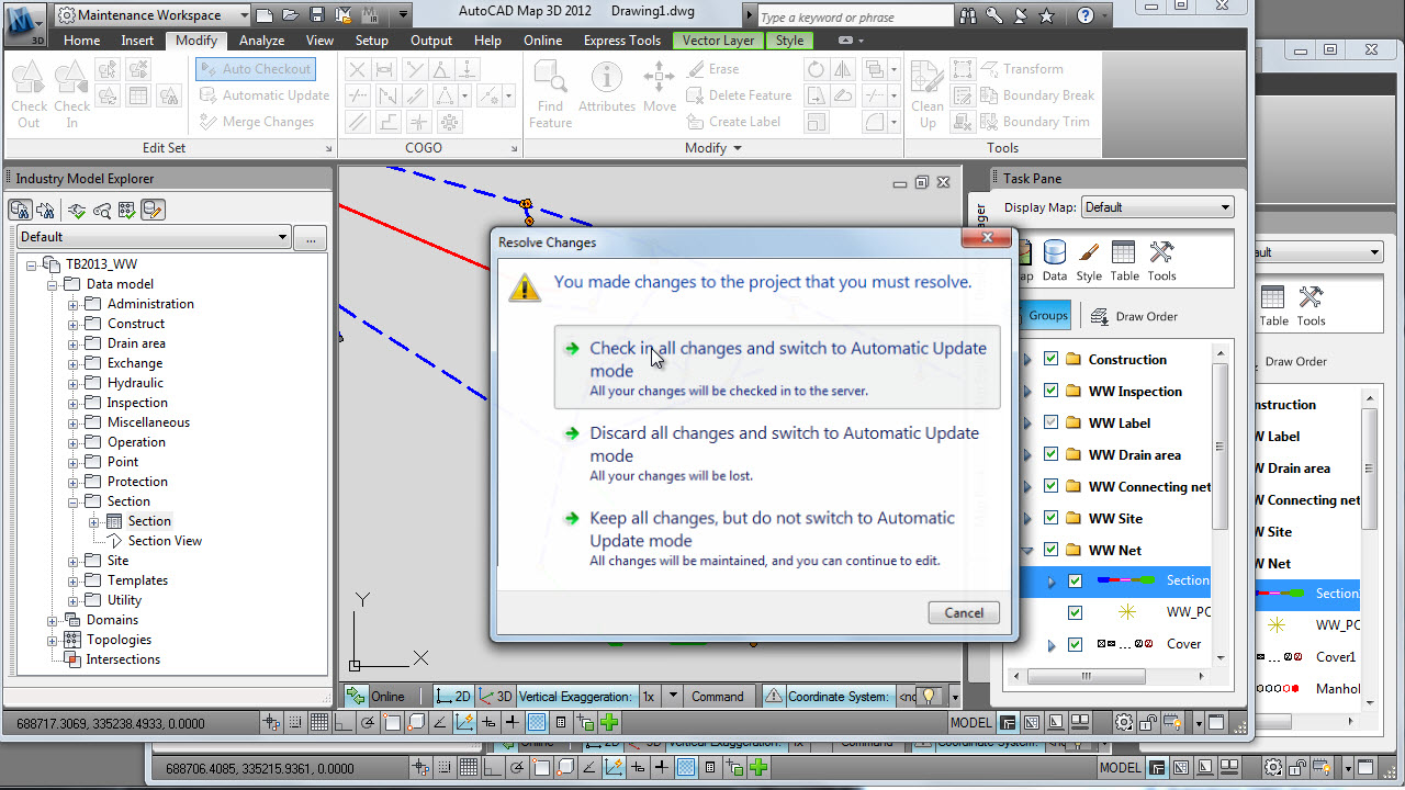 Software inginerie si GIS - Autodesk AutoCAD Map 3D AUTODESK - Poza 8