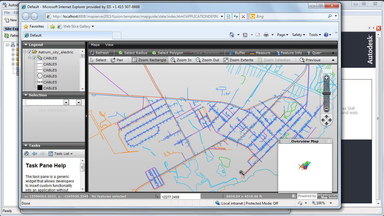 Software inginerie si GIS - Autodesk AutoCAD Map 3D AUTODESK - Poza 9