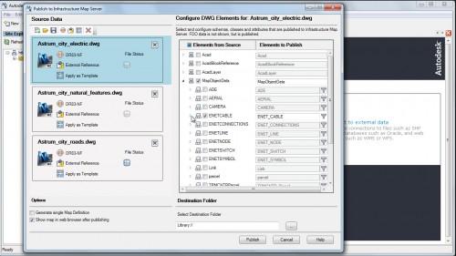 Software inginerie si GIS - Autodesk AutoCAD Map 3D AUTODESK - Poza 10