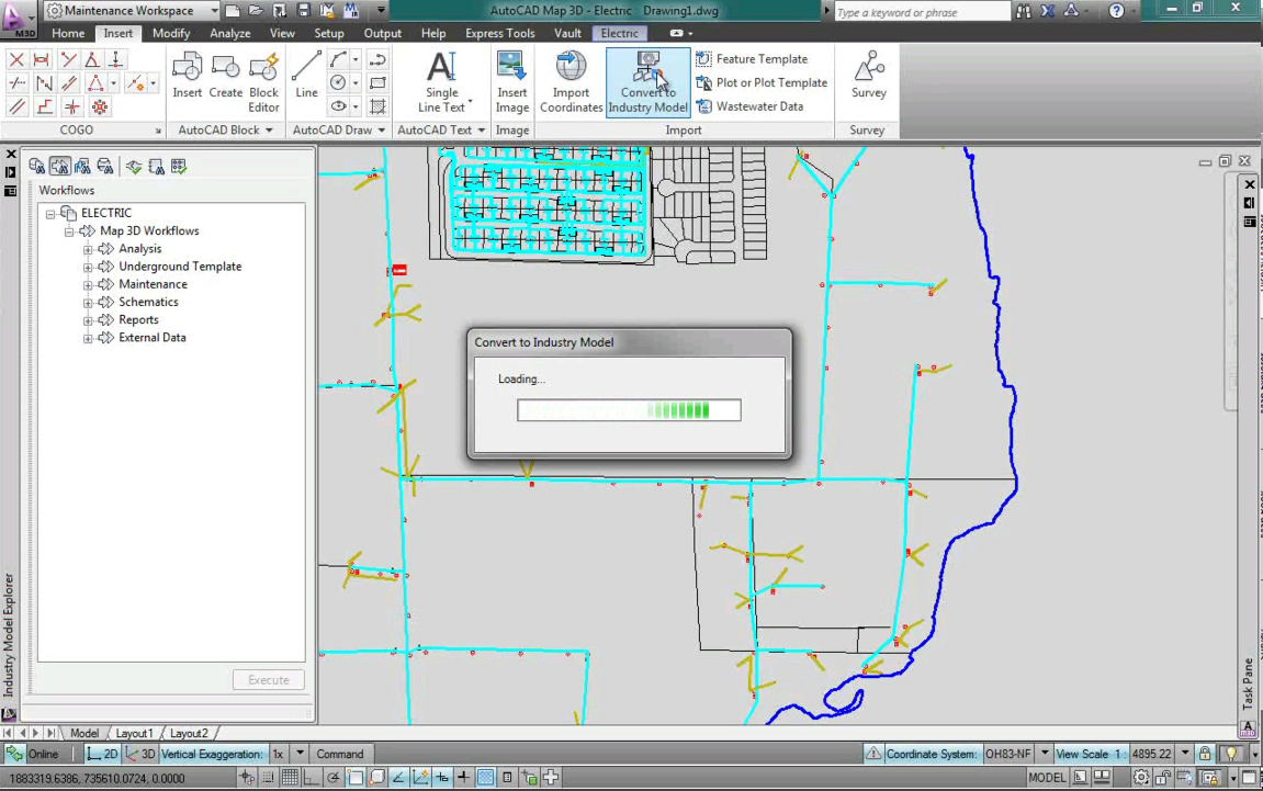 Software inginerie si GIS - Autodesk AutoCAD Map 3D AUTODESK - Poza 13