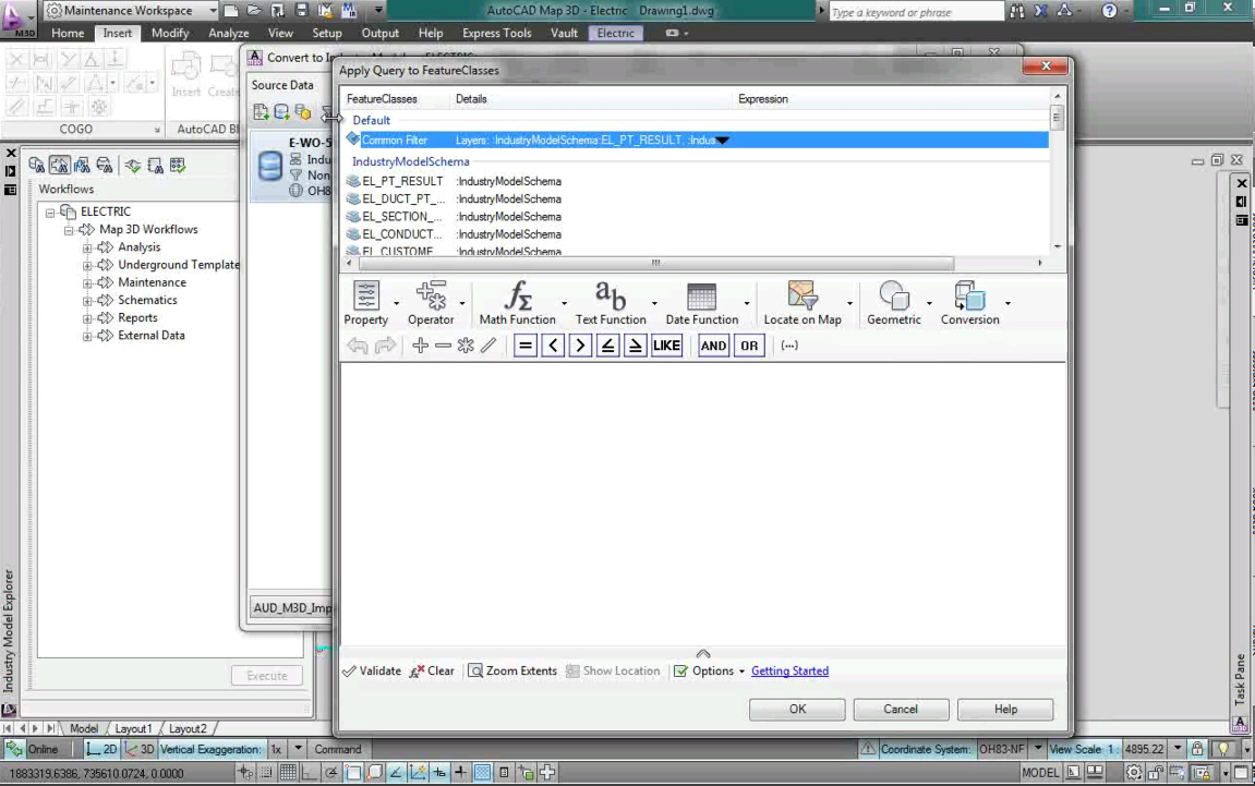 Software inginerie si GIS - Autodesk AutoCAD Map 3D AUTODESK - Poza 14