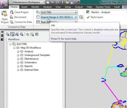 Software inginerie si GIS - Autodesk AutoCAD Map 3D AUTODESK - Poza 17