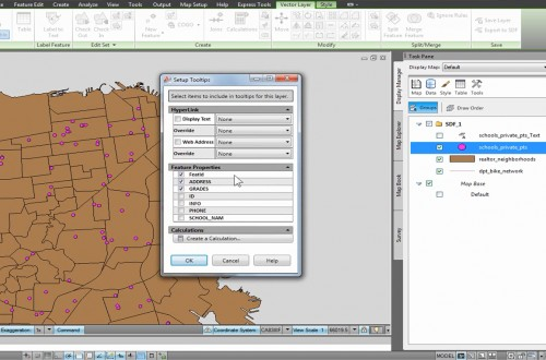Software inginerie si GIS - Autodesk AutoCAD Map 3D AUTODESK - Poza 18