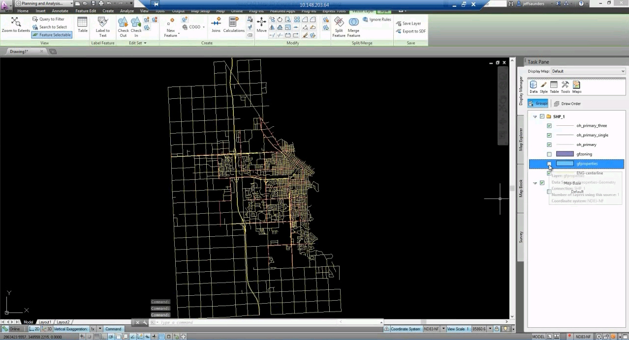 Software inginerie si GIS - Autodesk AutoCAD Map 3D AUTODESK - Poza 20