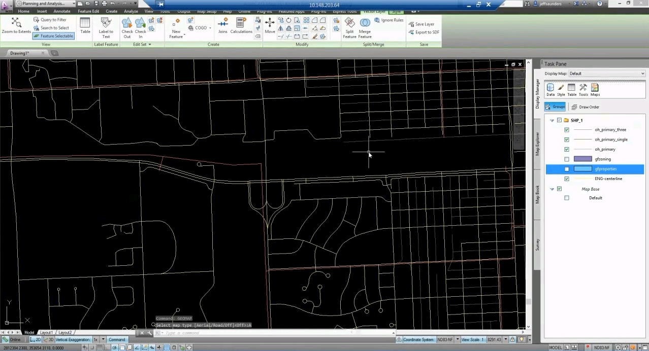 Software inginerie si GIS - Autodesk AutoCAD Map 3D AUTODESK - Poza 21