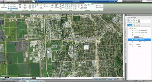 Software inginerie si GIS - Autodesk AutoCAD Map 3D AUTODESK - Poza 23
