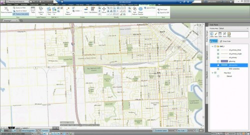Software inginerie si GIS - Autodesk AutoCAD Map 3D AUTODESK - Poza 24