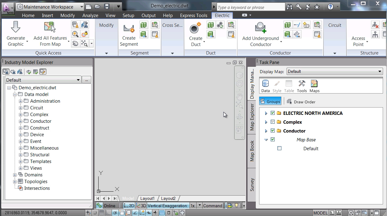 Software inginerie si GIS - Autodesk AutoCAD Map 3D AUTODESK - Poza 29