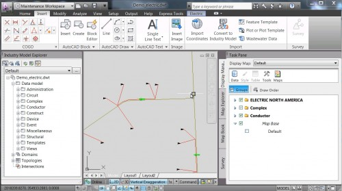 Software inginerie si GIS - Autodesk AutoCAD Map 3D AUTODESK - Poza 33
