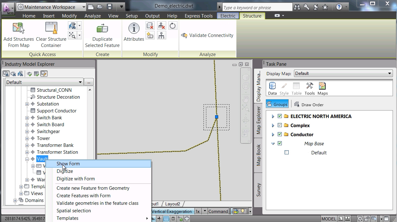 Software inginerie si GIS - Autodesk AutoCAD Map 3D AUTODESK - Poza 34