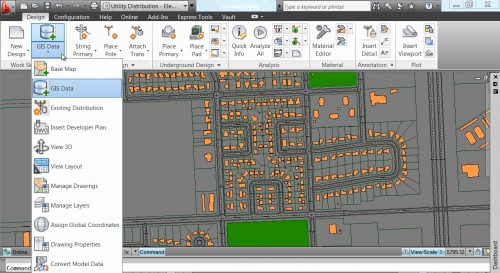 Software inginerie si GIS - Autodesk AutoCAD Map 3D AUTODESK - Poza 36