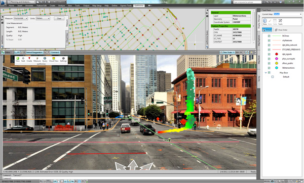 Software inginerie si GIS - Autodesk AutoCAD Map 3D AUTODESK - Poza 37