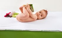 Seturi pentru copii Nature Terapeutica, antialergica, ortopedica sau indeformabila, salteaua Green Futureeste perfecta pentru o sustinere corecta a coloanei vertebrale.