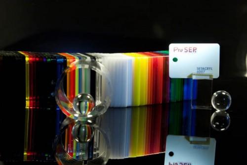 Prezentare produs Placi acrilice turnate ProSEP - Poza 2
