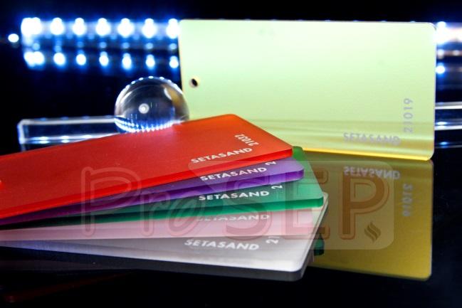 Placi acrilice turnate ProSEP - Poza 1