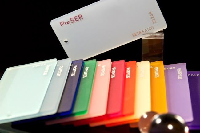 Placi acrilice turnate ProSEP - Poza 4