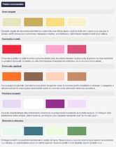Palete recomandate pentru decorarea spatiilor interioare KRAFT Paints
