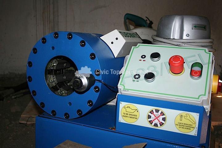 Executie prelucrari mecanice CIVIC TOP CONSTRUCT - Poza 26
