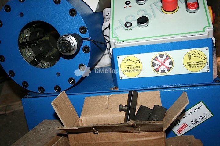 Executie prelucrari mecanice CIVIC TOP CONSTRUCT - Poza 49