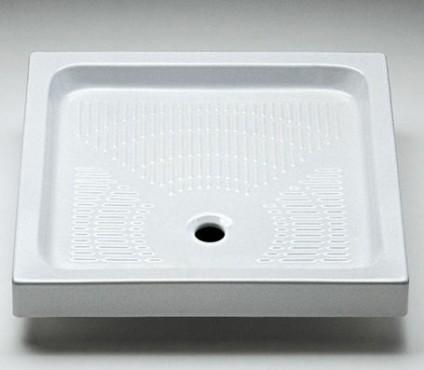 Cadita de dus din ceramica - Patrata ITALBOX - Poza 2