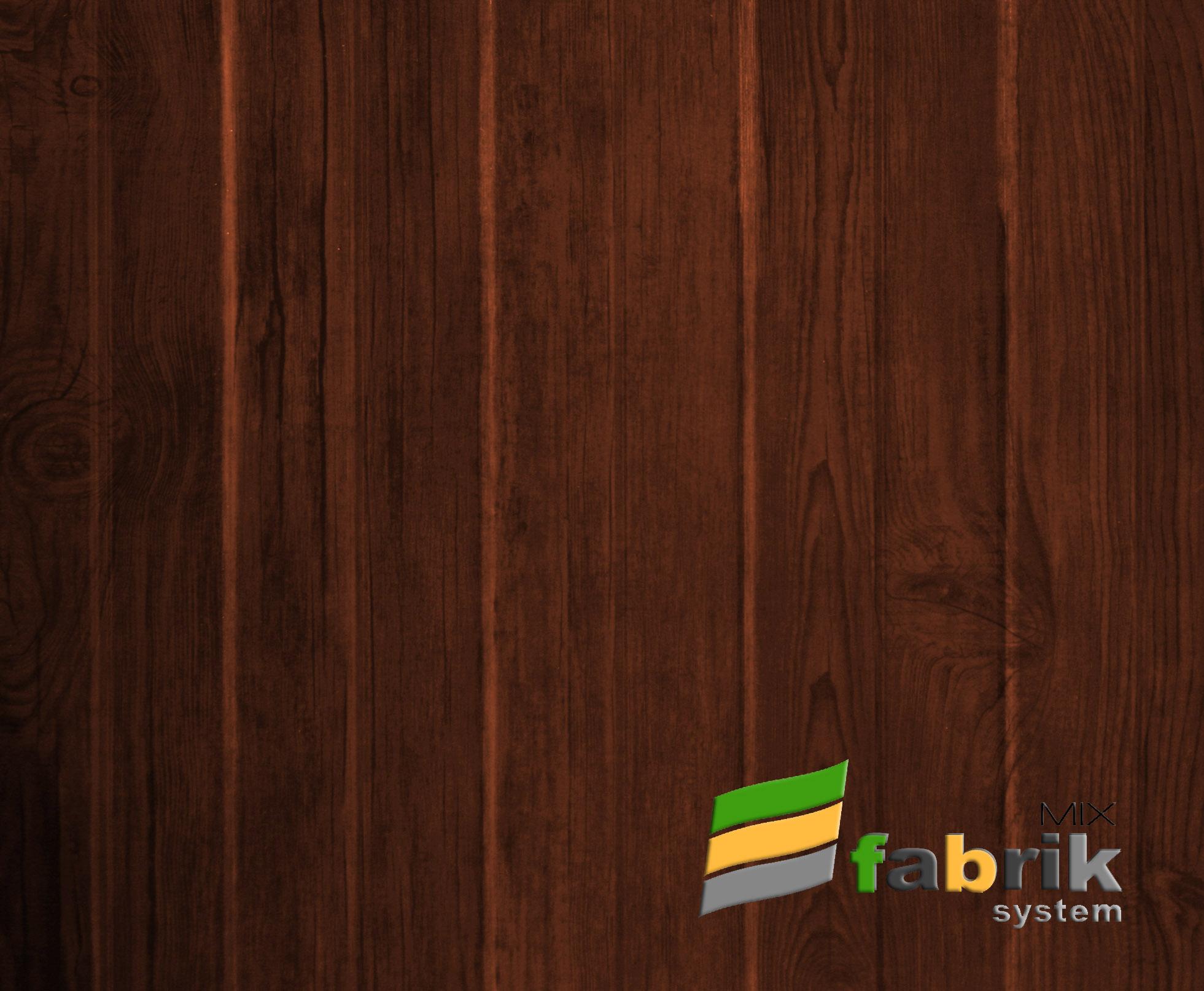 Tabla printata cutata multistrat pentru fatade, pereti si garduri  MIX FABRIK SYSTEM - Poza 13