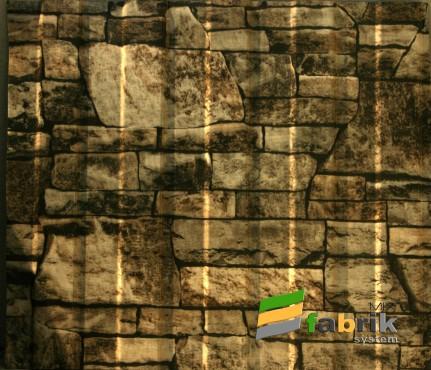Tabla printata cutata multistrat pentru fatade, pereti si garduri  MIX FABRIK SYSTEM - Poza 15