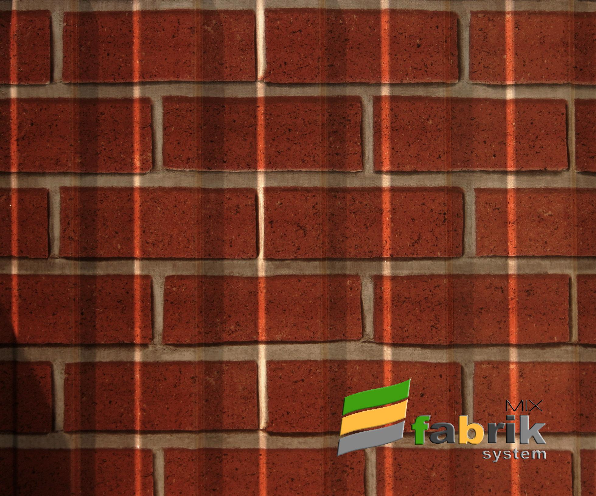 Tabla printata cutata multistrat pentru fatade, pereti si garduri  MIX FABRIK SYSTEM - Poza 16