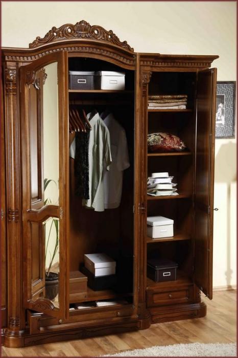 Mobila dormitor lemn masiv CASA MOBILA SIMEX - Poza 38