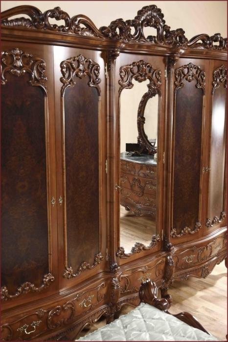 Mobila dormitor lemn masiv CASA MOBILA SIMEX - Poza 33