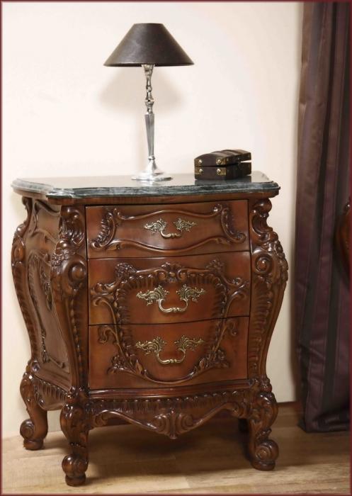 Mobila dormitor lemn masiv CASA MOBILA SIMEX - Poza 34