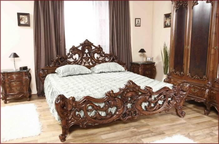 Mobila dormitor lemn masiv CASA MOBILA SIMEX - Poza 35