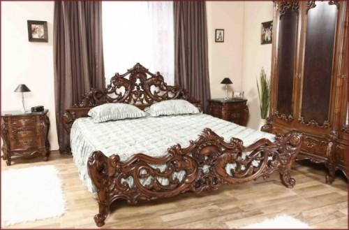 Prezentare produs Mobila dormitor lemn masiv CASA MOBILA SIMEX - Poza 35