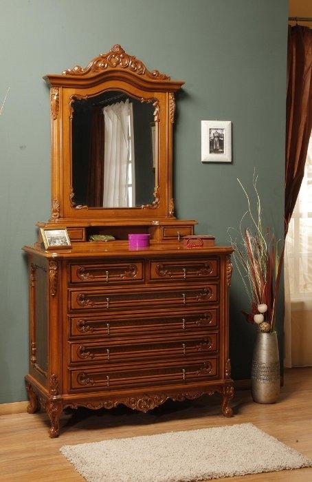 Mobila dormitor lemn masiv CASA MOBILA SIMEX - Poza 23