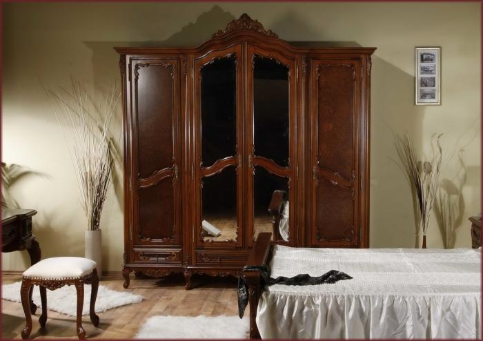 Mobila dormitor lemn masiv CASA MOBILA SIMEX - Poza 24