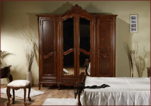 Prezentare produs Mobila dormitor lemn masiv CASA MOBILA SIMEX - Poza 24