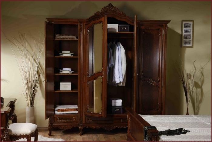 Mobila dormitor lemn masiv CASA MOBILA SIMEX - Poza 25