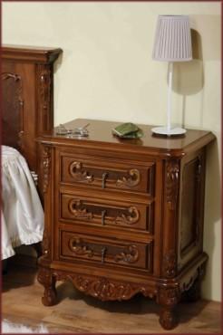 Prezentare produs Mobila dormitor lemn masiv CASA MOBILA SIMEX - Poza 26