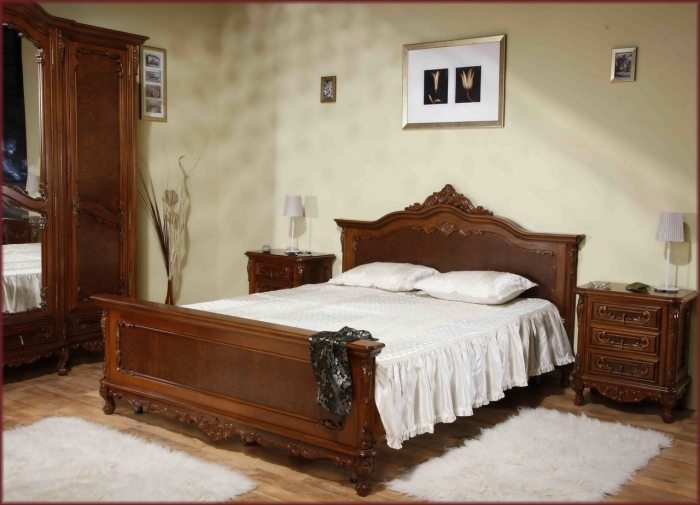 Mobila dormitor lemn masiv CASA MOBILA SIMEX - Poza 27