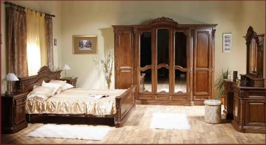Mobila dormitor lemn masiv CASA MOBILA SIMEX - Poza 36