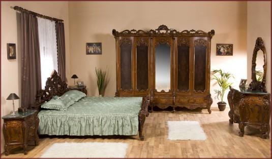 Mobila dormitor lemn masiv CASA MOBILA SIMEX - Poza 30