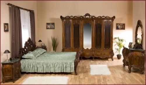 Prezentare produs Mobila dormitor lemn masiv CASA MOBILA SIMEX - Poza 30