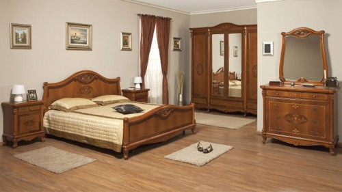 Prezentare produs Mobila dormitor lemn masiv CASA MOBILA SIMEX - Poza 72