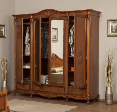 Prezentare produs Mobila dormitor lemn masiv CASA MOBILA SIMEX - Poza 75
