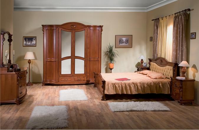 Mobila dormitor lemn masiv CASA MOBILA SIMEX - Poza 78