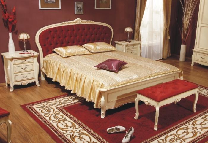Mobila dormitor lemn masiv CASA MOBILA SIMEX - Poza 2