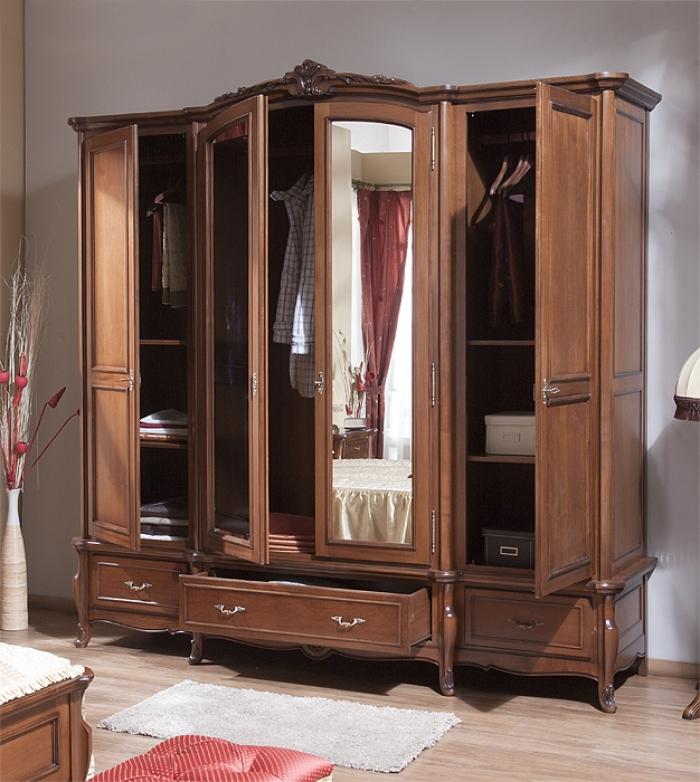 Mobila dormitor lemn masiv CASA MOBILA SIMEX - Poza 10